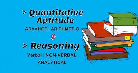 REASONING + QUANTS