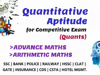 QUANTS / MATHS