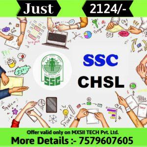mxsii tech ssc chsl course