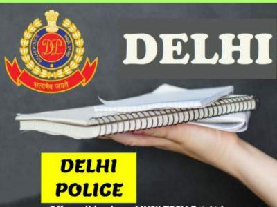 DELHI POLICE CONSTABLE